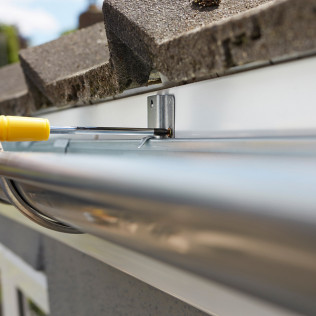 Residential Gutters Installation