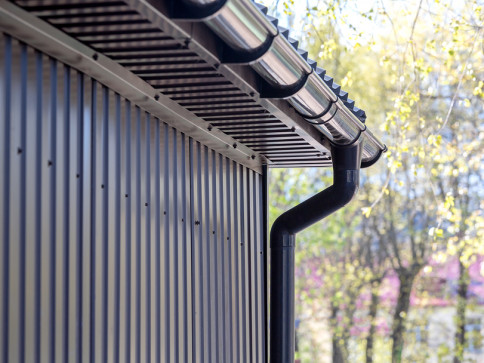 Gutters For Small Businesses and Commercial Buildings